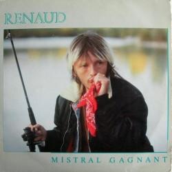 Renaud – Mistral Gagnant 1985 Virgin 70425