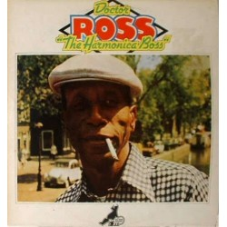 Doctor Ross ‎– The Harmonica Boss|1974 Big Bear Records INT 146.403
