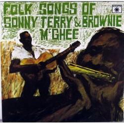 Terry Sonny & Brownie McGhee – Folk Songs Of Sonny Terry & Brownie McGhee|1979     Roulette – 200 698-241
