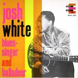 White Josh – Blues Singer And Balladeer|1962     StoryvilleSLP 123