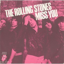 Rolling Stones The – Miss You 1978     Rolling Stones Records – 1C 006-61201 Single