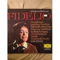 Beethoven Ludwig van – Fidelio (Highlights)-  Karl Böhm|Deutsche Grammophon – 136 438