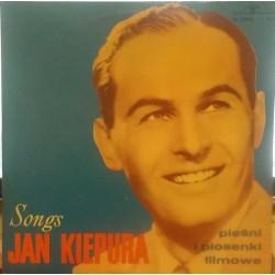 Kiepura Jan – Pieśni I Piosenki Filmowe (Songs)|1966 Polskie Nagrania Muza – XL 0346