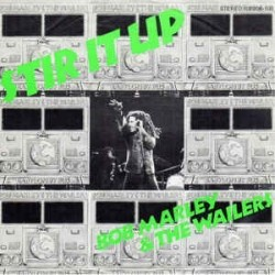 Marley Bob & The Wailers ‎– Stir It Up|1979      Island Records ‎– 100 308-Single