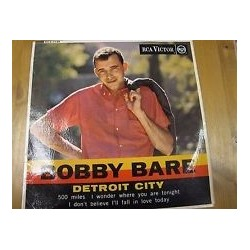 Bare Bobby-Detroit City|1963     RCX-7139-Single-EP