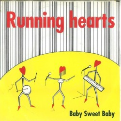 Running Hearts – Baby, Sweet Baby|1990 PG Records – SD 119-Single