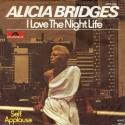 Bridges Alicia – I Love The Nightlife|1978 Polydor – 2066 936-Single