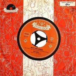 Beatles- Ain't she sweet/Sam the Sham-Wooly bully|Poyldor 863186-7-Single