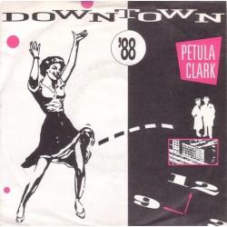 Clark Petula – Downtown '88 1989 PRT – 247 172-7– 6.15215