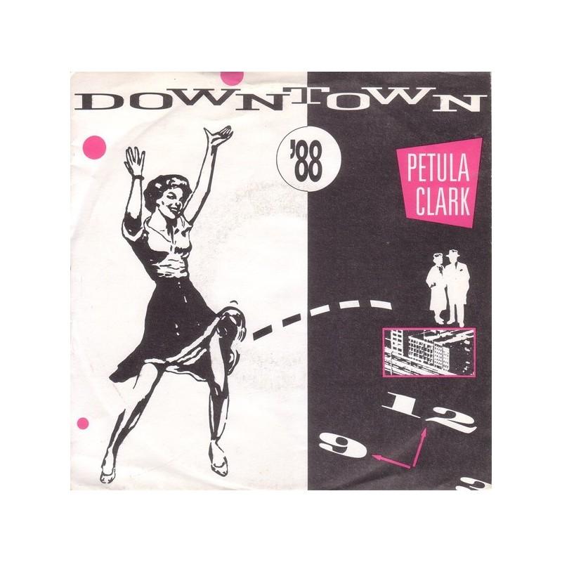 Clark Petula – Downtown '88|1989 PRT – 247 172-7– 6.15215