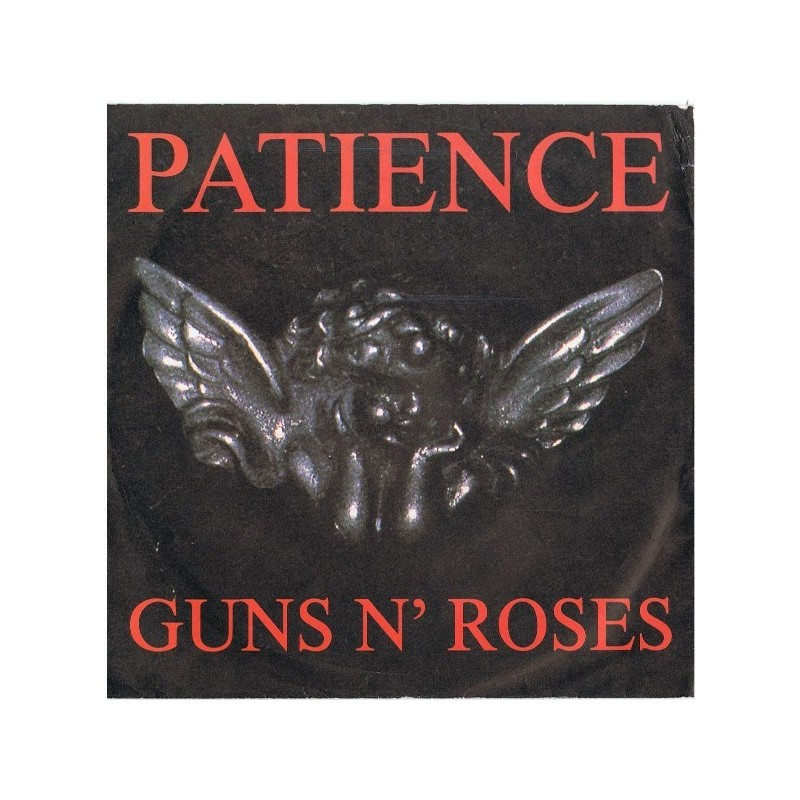 Guns N' Roses ‎– Patience|1989 Geffen Records ‎– 922 996-7-Single
