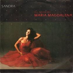 Sandra – (I'll Never Be) Maria Magdalena|1985 Virgin – 107 250-Single