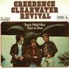 Creedence Clearwater Revival – Sweet Hitch-Hiker / Door To Door|1971 Bellaphon – BF 18044-Single