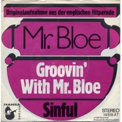 Mr. Bloe – Groovin' With Mr. Bloe|1970 Hansa – 14 618 AT-Single