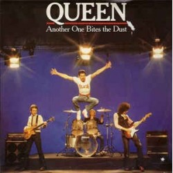 Queen – Another One Bites The Dust|1980 EMI – 1 C 006-64 060-Single