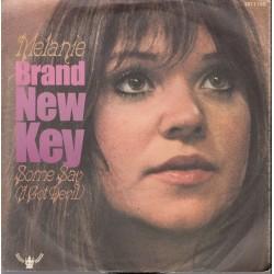 Melanie– Brand New Key|1971 Buddah Records 2011 105-Single