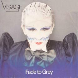 Visage – Fade To Grey|1980     Polydor – 2095 320-Single