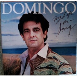 Domingo Placido – My Life For A Song|1983 CBS 73683