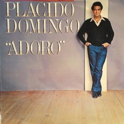 Domingo Placido – Adoro|1982    CBS – 7365
