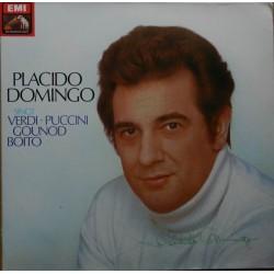 Domingo Placido  Singt Verdi, Puccini, Gounod, Boito|EMI 46817 Club Edition