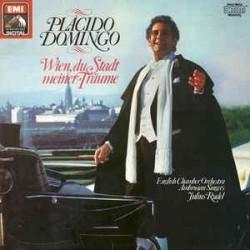 DomingoPlacido – Wien, Du Stadt Meiner Träume- Julius Rudel |1986 His Master's Voice 15 5516 1