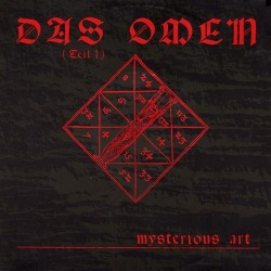 Mysterious Art ‎– Das Omen (Teil 1)|1989     CBS 654815 7-Single
