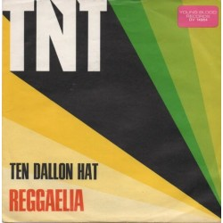 Reggaelia – T.N.T. / Ten Dallon Hat Vogue Schallplatten – DV 14984-Single