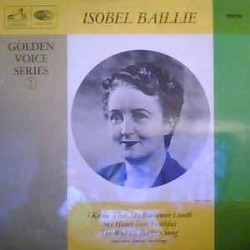 Baillie ‎Isobel– Golden Voice Series 1|1966 His Master's Voice ‎– HQM 1015