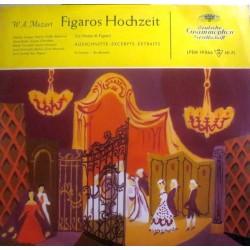 Mozart W. A. -Figaros-Hochzeit- Ausschnitte |1957   DG – LPEM 19 066