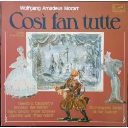 Mozart Wolfgang Amadeus – Cosi fan tutte|Eurodisc – 31 406 2
