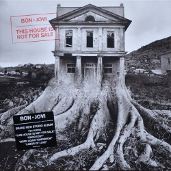 Bon Jovi ‎– This House Is Not For Sale|2016 Island Records ‎– 00602557072228