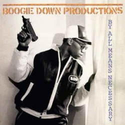 Boogie Down Productions ‎– By All Means Necessary|2015     Music On Vinyl ‎– MOVLP1460-black Vinyl