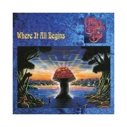 Allman Brothers Band ‎The – Where It All Begins|2015 Music On Vinyl ‎– MOVLP1517