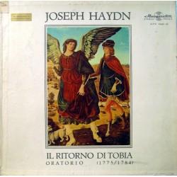 Haydn Joseph – Il Ritorno do Tobia-Oratorio|1975    Hungaroton – SLPX 11660-63-4 LP Box