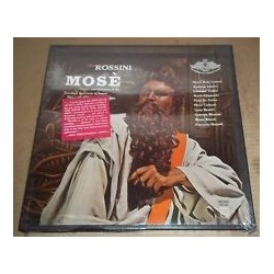 Rossini- Mose-Taddei-Serafin  |Philips PHM 3-580-3 LP Box