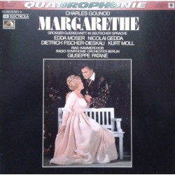 Gounod Charles – Margarethe - Dietrich Fischer-Dieskau-Kurt Moll-Patané  |1974     EMI – 1 C 063-28 961 Quadrophonie
