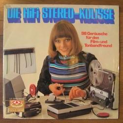 No Artist – Die Hifi Stereo-Kulisse|1973     Karussell – 2652 048