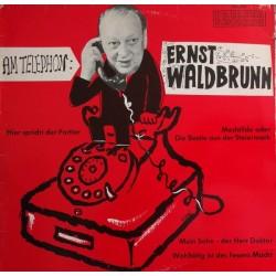 Waldbrunn Ernst – am Telephon: Ernst Waldbrunn|1970 Preiser Records – PR 9934