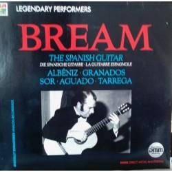 Bream Julian– The Spanish Guitar|1986   RCA Gold Seal – GL 89904