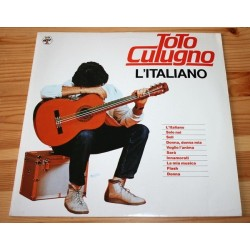 Cutugno Toto – L&8217Italiano|1983 – 1C 066 1651571