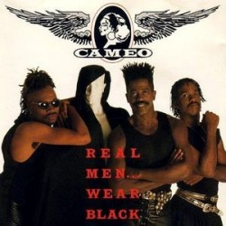 Cameo ‎– Real Men … Wear Black|1990    Mercury 846 297-1