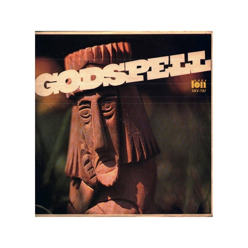 Avenue Singers and Chorus The ‎– Godspell |Veriton ‎– SXV-787