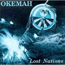 Okemah-Lost Nations |Bananas Records 150186-1+ Insert