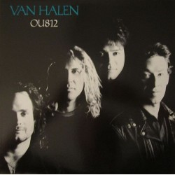 Van Halen ‎– OU812|1988     Warner Bros. Records ‎– 92 57321