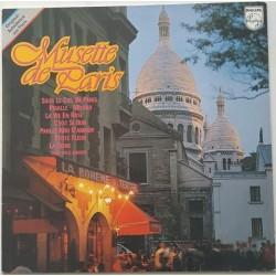 Various Artists – Musette de Paris|Phonogram GmbH – 812 739-1