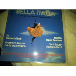 Various ‎– Bella Italia: 14 Superhits aus Italien in Originalversion|1978 Donauland ‎– 34502