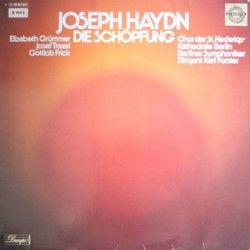 Haydn Joseph – Die Schöpfung -Elisabeth Grümmer -Karl Forster|EMI – 1C 147-29 144/45