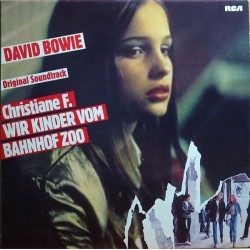 Bowie ‎David – Original Soundtrack - Christiane F. Wir Kinder vom Bahnhof Zoo|1981    RCA Victor ‎– BL 43606