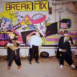 Various – Break Mix|1984     Metronome – 819 030-1