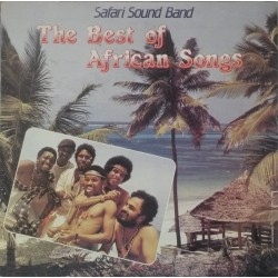 Safari Sound Band ‎– The Best of African Songs|1984      Polydor ‎– POLP-543